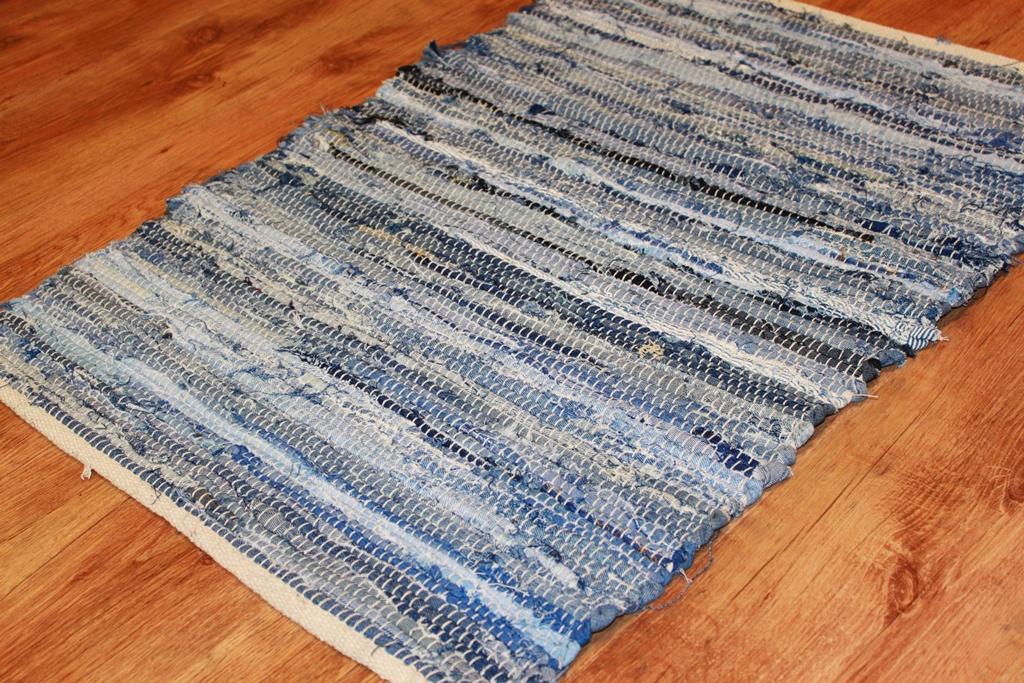 Как сделать нитки из джинс