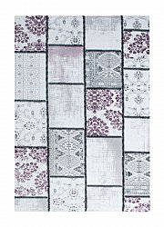 Matto 160 x 220 cm (wilton) - Ankara Patch (lila)