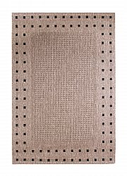 Wilton-matto - Sisal Board (hopea)