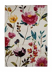 Matto 133 x 190 cm (wilton) - Leeds Flower (multi)