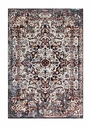 Matto 155 x 230 cm (wilton) - Shiraz Medallion (rust)