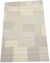 Patchwork - Superior new wool Patchwork (valkoinen)