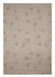 Wilton-matto - Paris Abstrakt (beige)