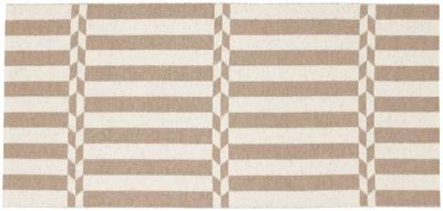 Muovimatot - Horredsmattan Arrow (beige)